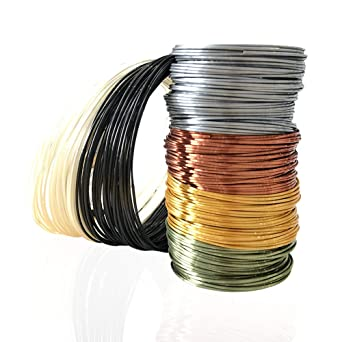 Kehuashina Filament PLA 1.75mm para impresora 3D de 6 colores ...
