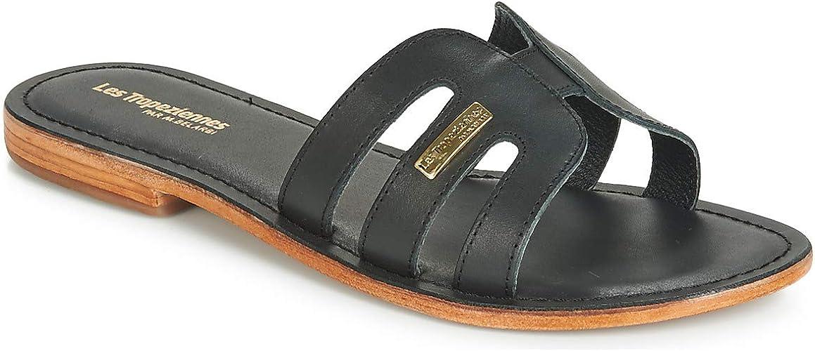 Sandale Plate Femme Les Trop/éziennes par M Belarbi Damia
