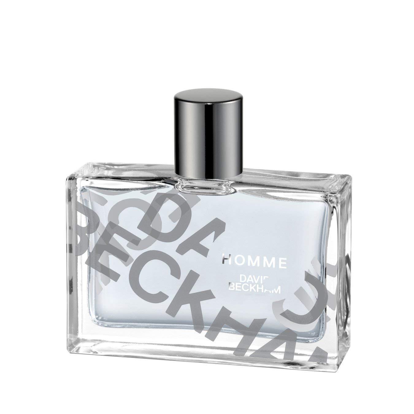 DAVID BECKHAM Homme Fragrance Aftershave Lotion for Men, 50 ml