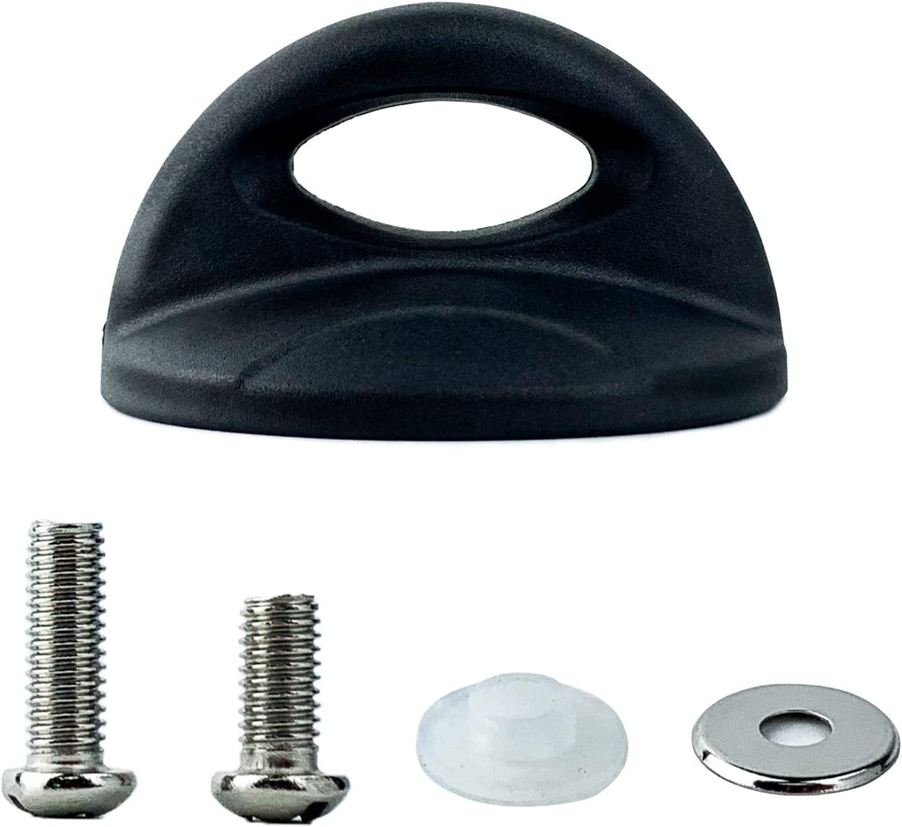 Pot Lid Top Replacement Knob Sector Style. Kitchen Cookware Universal Replacement Pan Lid Holding Handles. (1, 2.5 inch)