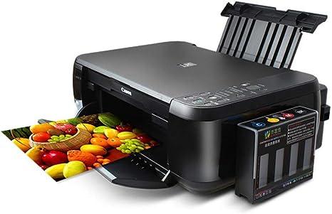 Impresora Láser Color | Conexión Inalámbrica Y PC | Imprimir Scan ...