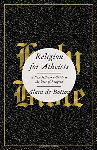 book cover of Religion for Atheists