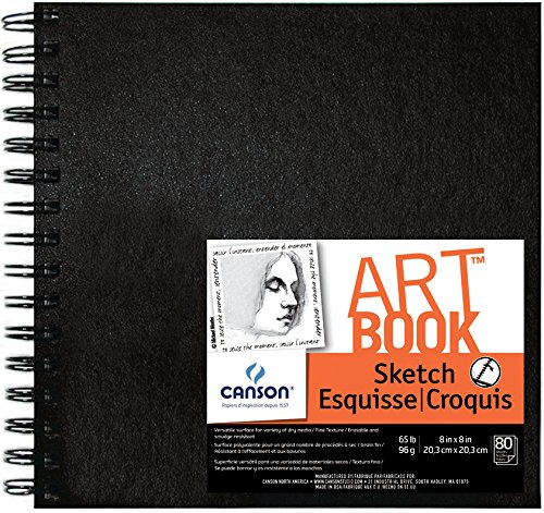 Canson Artist Serie Sketch Book, 0, 11 X14  B009L5XNBI  | Guter weltweiter Ruf