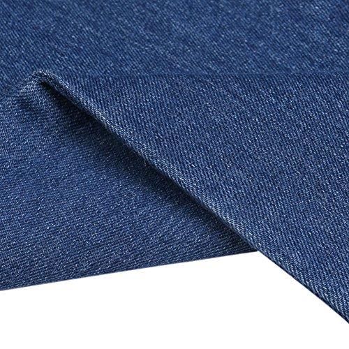 Yefree Jeans Yefree Jeans Donna Blue Dark Eazxqadf1