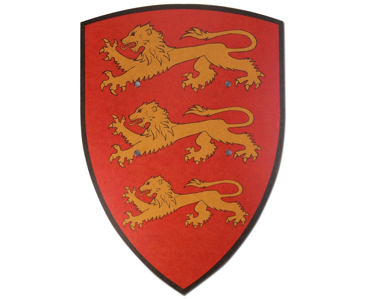 Panneau en bois Richard Cœur de Lion Vah