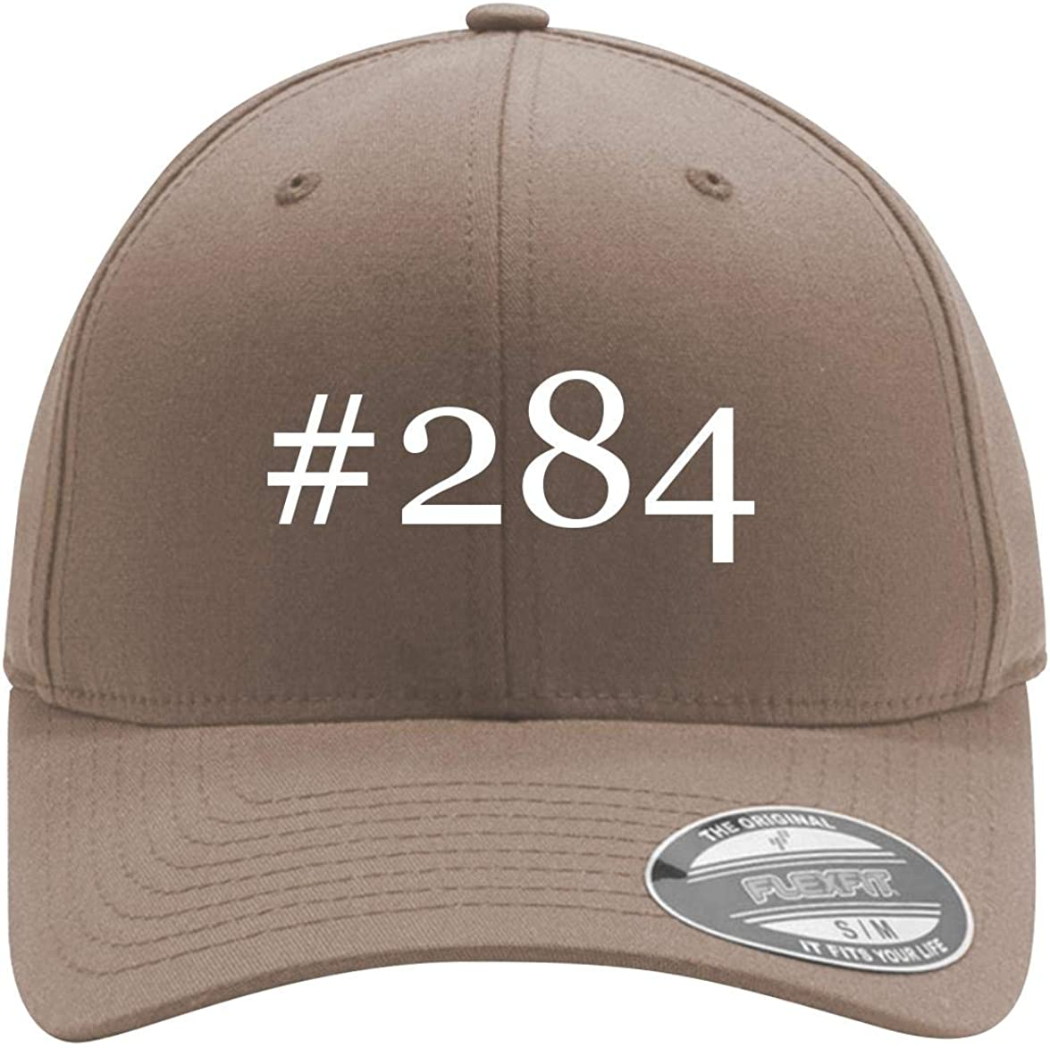 #284 - Adult Men'S Hashtag Flexfit Baseball Hut Cap