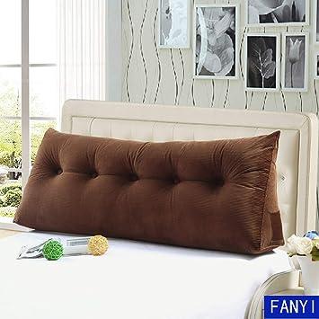 Amazon.com: FANYI - Cojín tapizado para el cabecero de la ...