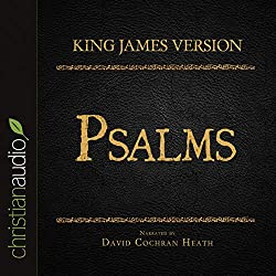Holy Bible in Audio - King James Version: Psalms