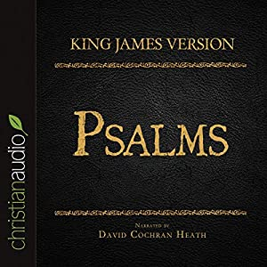 Holy Bible in Audio - King James Version: Psalms Audiobook