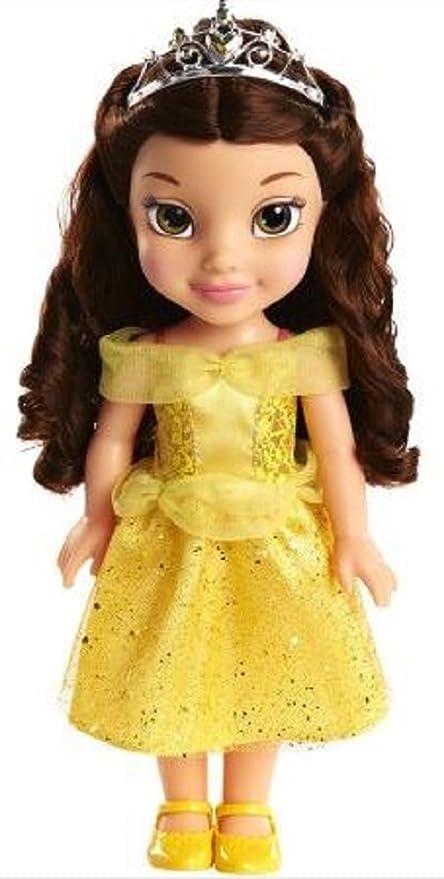 Disney Princess Belle Keys To The Kingdom Toddler Doll