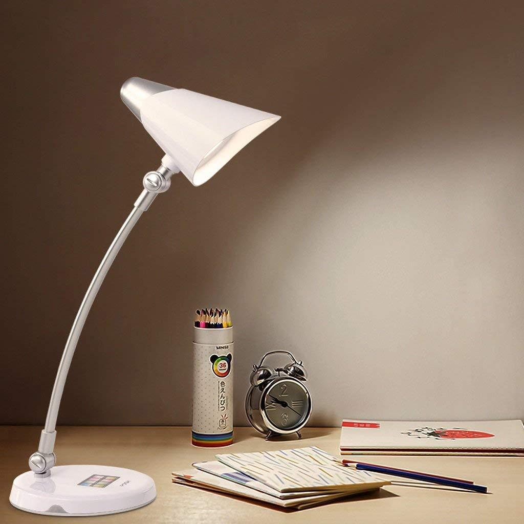 AME Tischlampe Tischlampe Tischlampe LED Tischlampe Augenschutz Schüler Schreibtisch lösen Arbeit Schlafzimmer Bett Schlafsaal Energiesparlampe 85bdc2