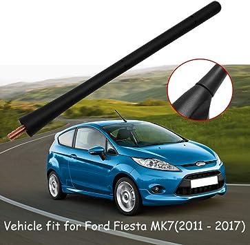 Antena de Goma de Repuesto para Ford F150 Raptor (2009-2019) Dodge Ram 1500 (2009-2018) Modelos Chrysler Dodge (2000-2017) Ford Fiesta MK7 (2011-2017)