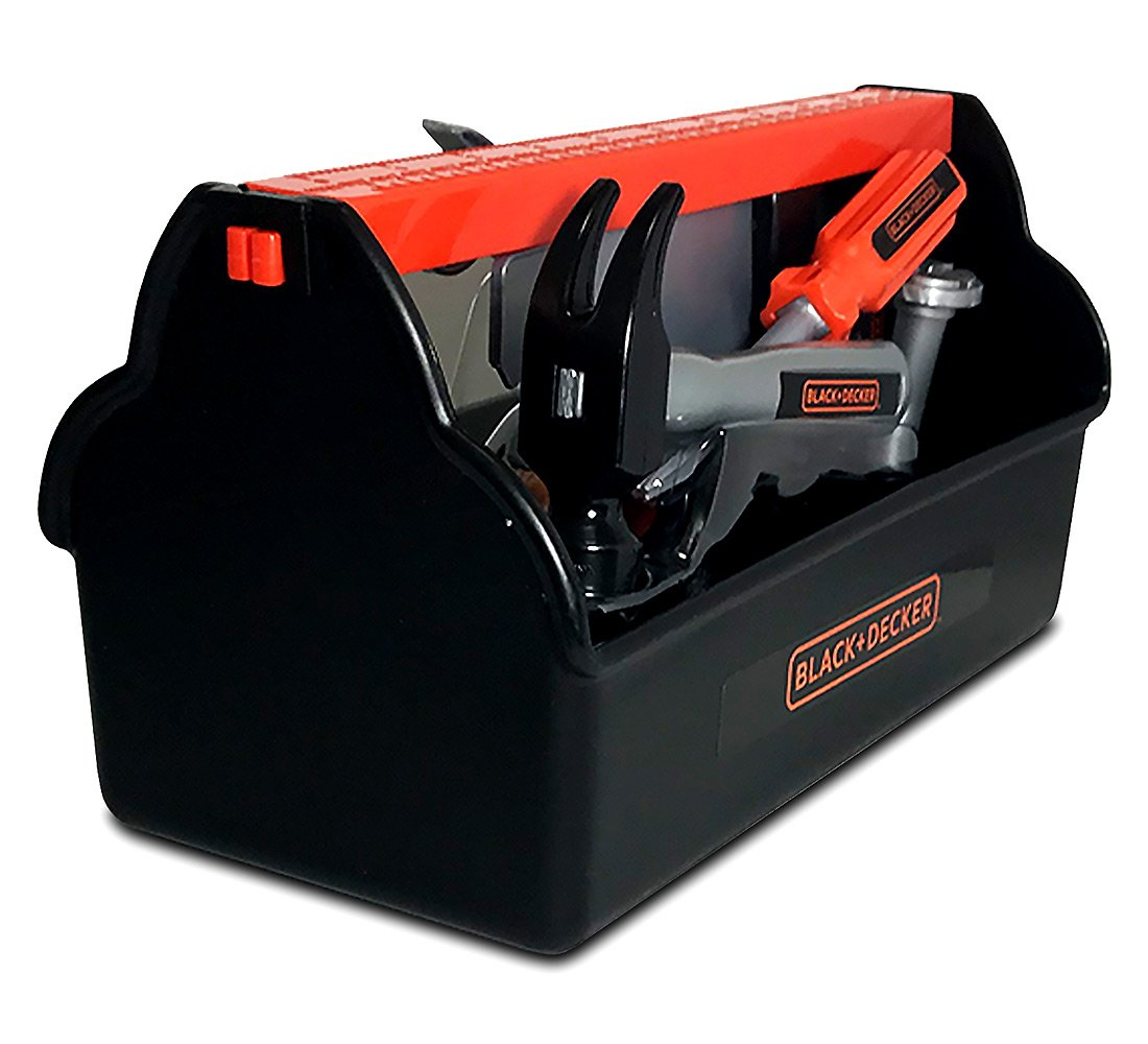 Jakks Pacific Black and Decker Junior Tool Box 43291-3860