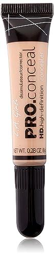 L.A. Girl Cosmetics Pro Conceal HD Concealer, Porcelain 8 g