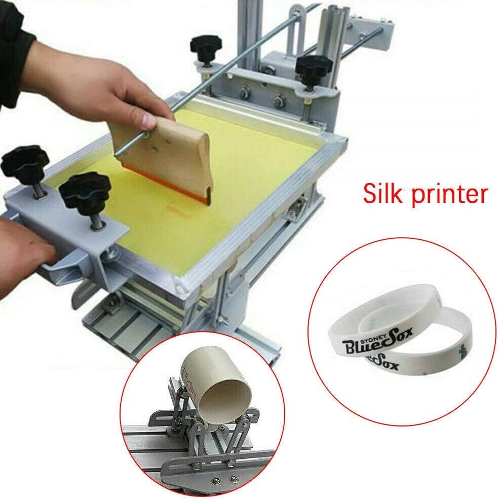 Arts, Crafts & Sewing Printmaking Manual Cylinder Silk Screen ...
