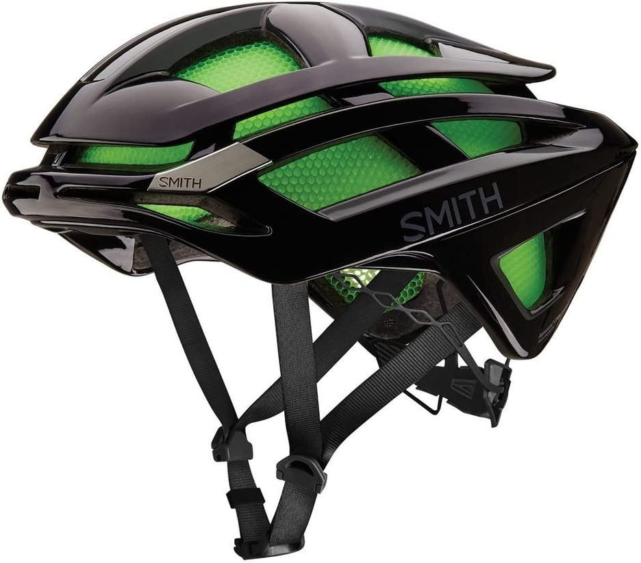Smith Optics Overtake Bike Adult MTB Cycling Helmet - Black/Small