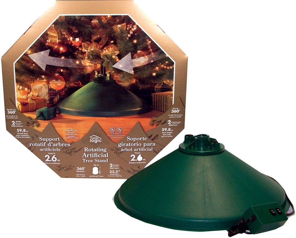Home Logic VA982 Morris Costumes Christmas Tree Stand Ez Rotate