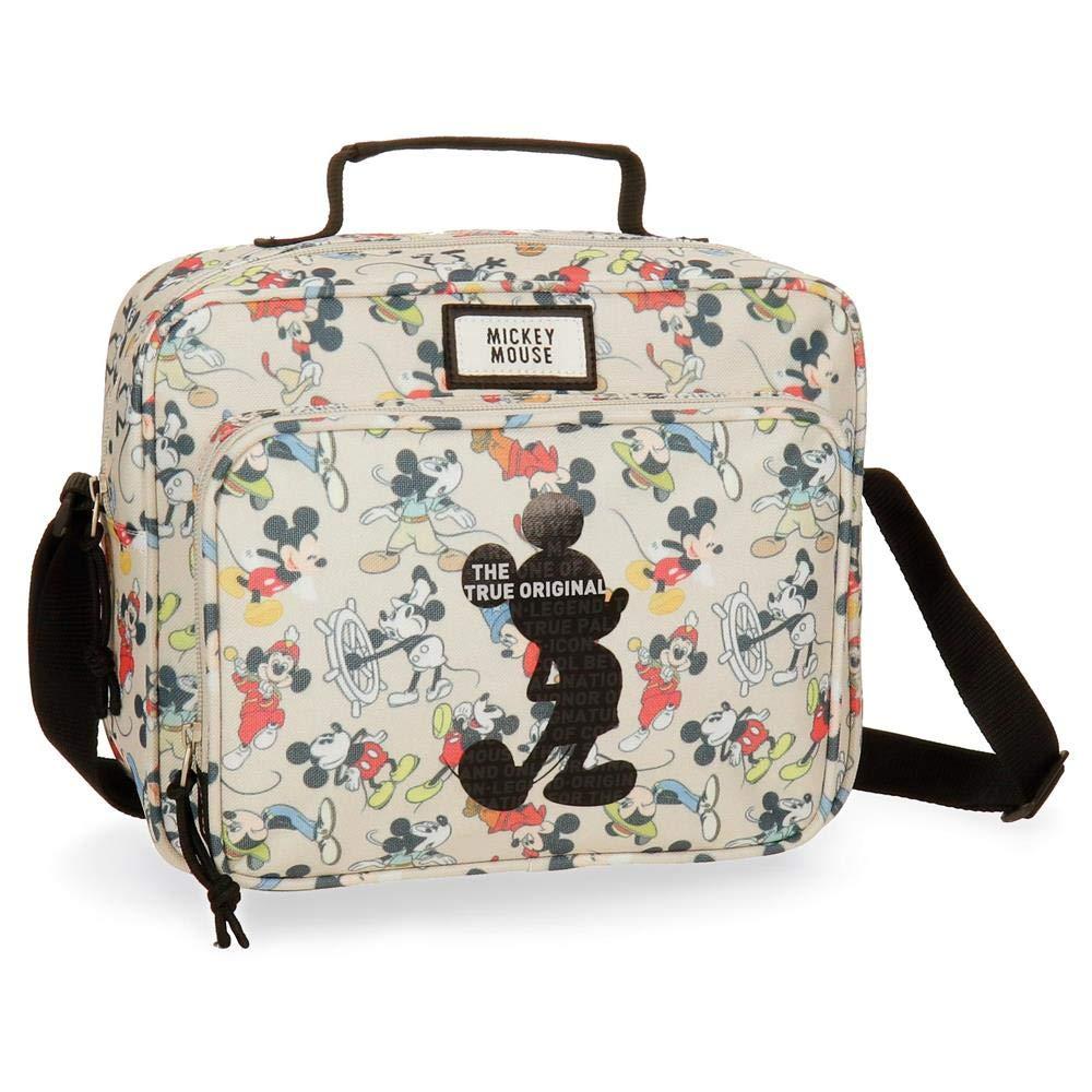 Disney True Original Beauty Case, 26 cm, 5.2 liters, Multicolour (Multicolor) 3324561