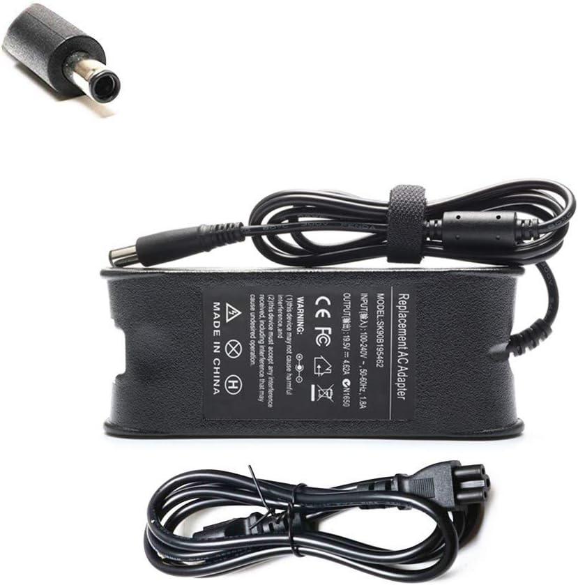 90W 19.5v 4.62a AC Adapter Battery Charger for Dell Studio 1558 1569 1737 1745 1747 1749 Inspiron 17 17r 1520 1525 1555 1564 Latitude E7450 E6400 E6410 E6230 E6430 E6500 FA90PE1-00