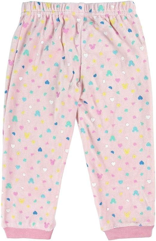 Artesania Cerda Pijama Largo Minnie Pigiama Bimba