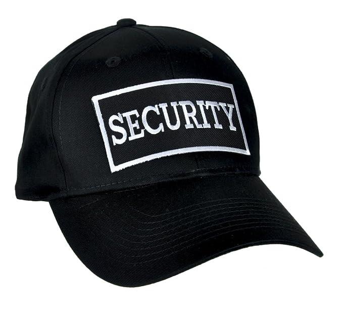 amazon com five nights at freddy s security guard hat baseball cap