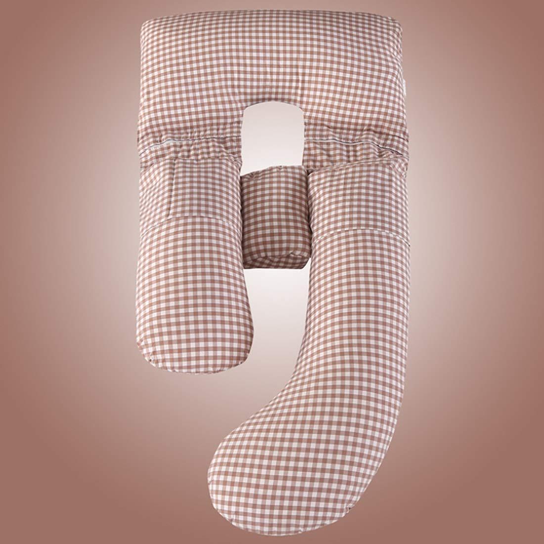 Yammucha Ganzkörper-Schwangerschaftskissen - Mutterschaftskissen für Schwangere Frauen - U-förmiges Körperkissen (Farbe (Farbe Körperkissen   Dark Blau) d49eed