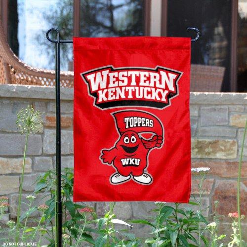 - Western Kentucky University Garden Flag and Yard Banner