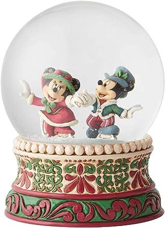 Destaca tu decoración navideña este año con esta bola de nieve de inspiración victoriana,Diseño orig