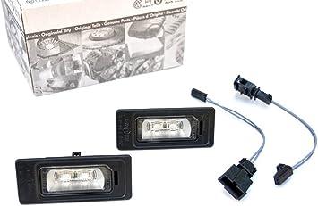 Adapter LED Kennzeichenbeleuchtung