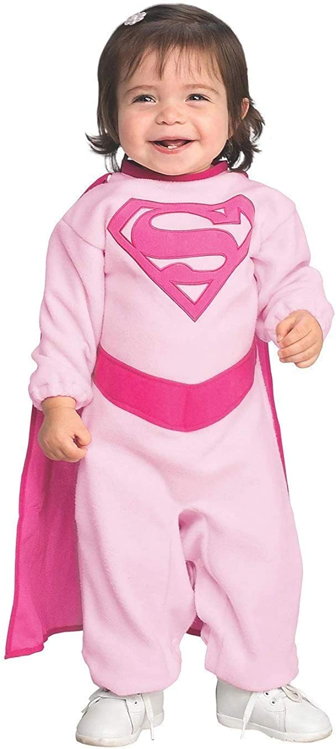 Superman Romper With