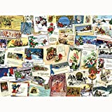 Cobble Hill Victorian Greeting Cards, 1000-Piece