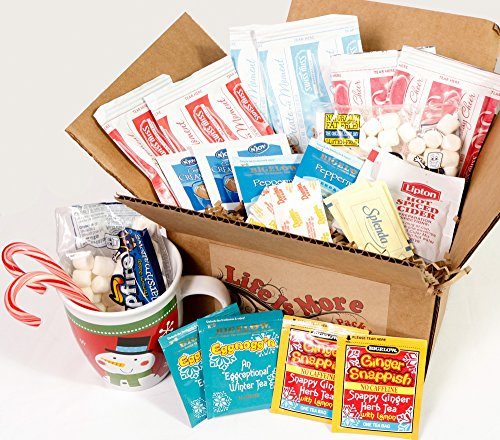 Student Care Package / Military Care Package / Gift Basket - Hot Chocolate / Apple Cider / Holiday / Christmas / Birthday Gift
