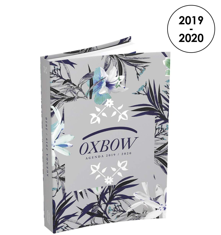 Oxbow - Agenda diaria 2019-2020 de agosto a agosto - 1 día ...