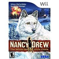 Nancy Drew: El lobo blanco de Icicle Creek (Nintendo Wii)