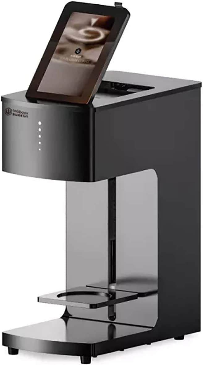 WiibooxSweetin Latte Art Coffee Printer Barista Machine Digital Inkjet Cake Desserts Decoration Maker