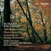 Boughton: Flute Concerto/Aylesbury Games