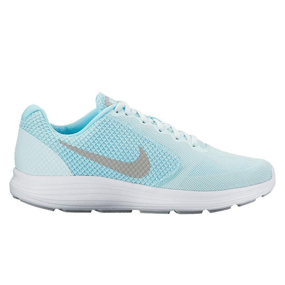 Bleu Nike WMNS Tanjun, Chaussures de Gymnastique Femme