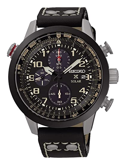 Seiko Reloj analogico para Hombre de Cuarzo con Correa en Acero Inoxidable SSC423P1: Seiko: Amazon.es: Relojes