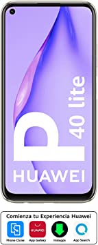 HUAWEI P40 Lite - Smartphone con Pantalla de 16.3 cm (6.4
