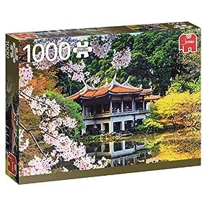 Jumbo 618361 Puzzle Piena Fioritura In Giappone