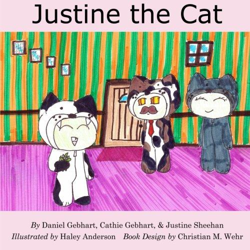 Justine the Cat (Dan the Fish) (Volume 3)