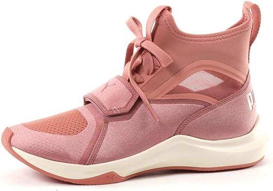 Puma - Zapatillas Altas Mujer, Rosa (Rose), 40: Amazon.es: Zapatos y complementos