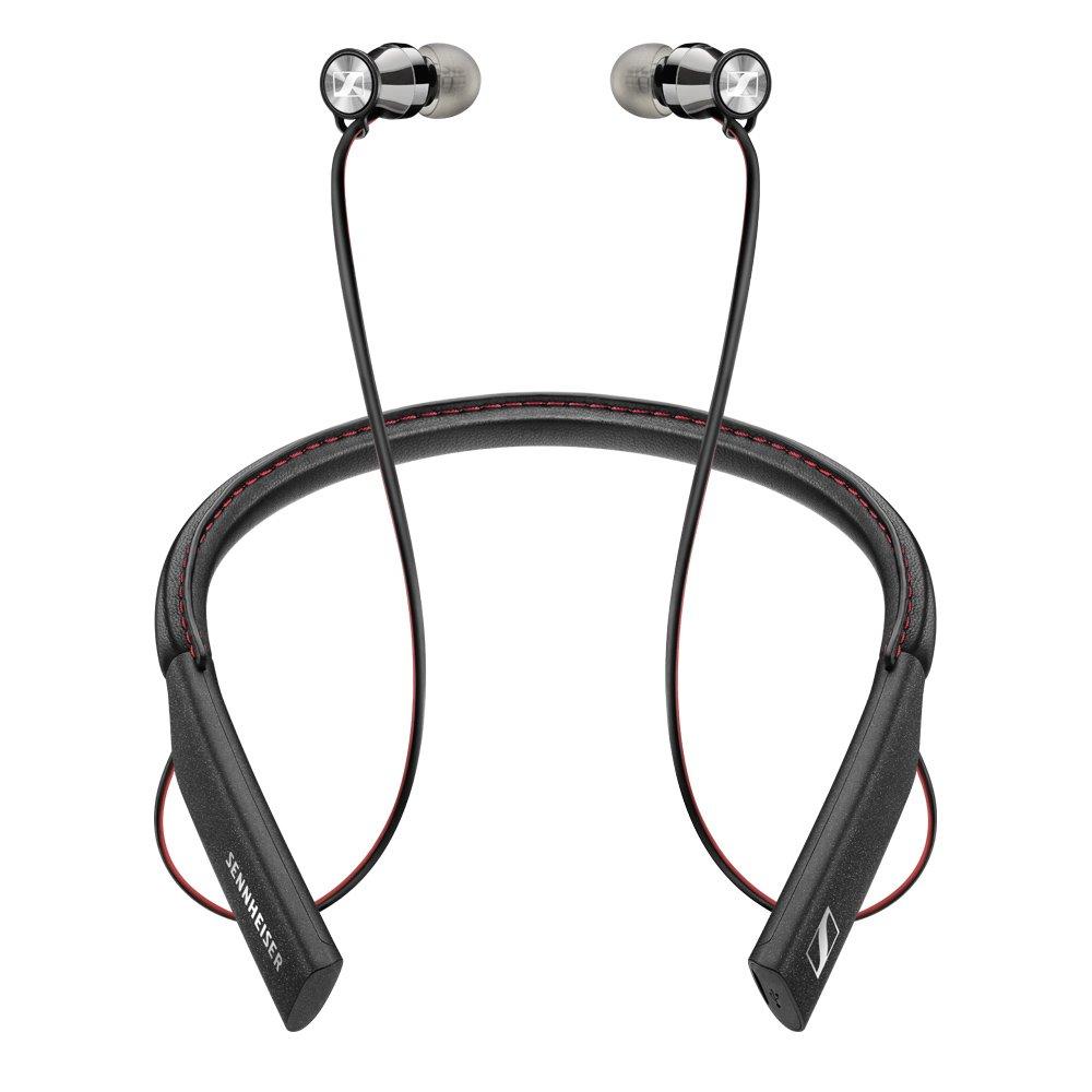 Sennheiser HD1 In-Ear Bluetooth Wireless Headphones, Black (HD1 IEBT)