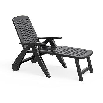 Longue Chaise Soleil Jardin Bain De Relax 8k0OnwPX
