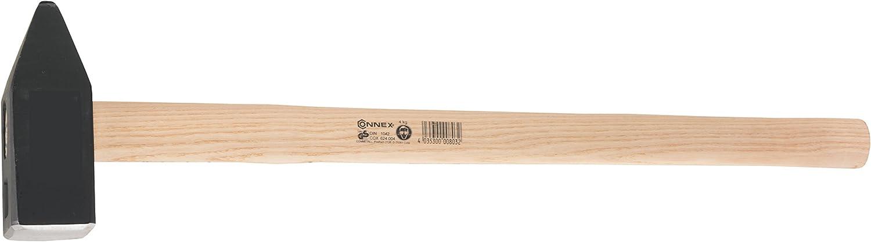 Connex COX624004 Sledgehammer with Ash Handle 4000 g Beige//Black