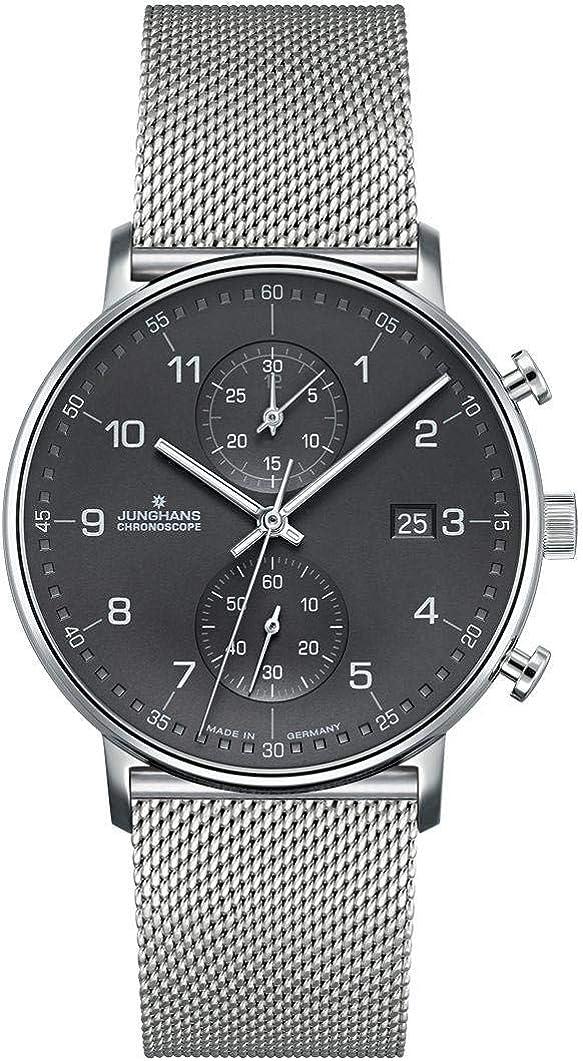 Junghans Reloj para Hombre 041/4877.44