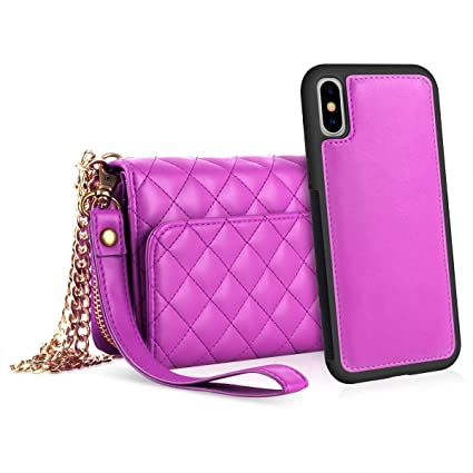 Amazon.com: Petocase - Funda tipo cartera para iPhone Xs Max ...