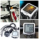 RavTech(TM) Electronic new bicycle speedometer bicycle computer cycling computer bike bicycle accessories velocimetro bicicleta cadence