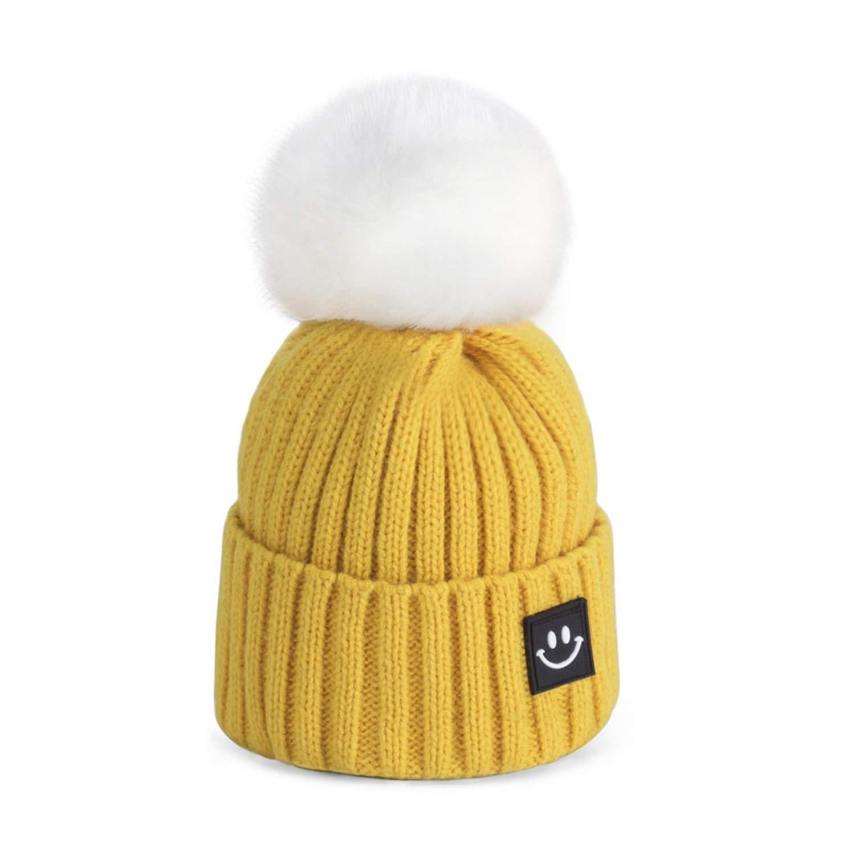 38fe8326ef0 HiiWorld 2018 Winter Men s Hats Classic Berets Hat with Ear Flaps Beret Caps  Thick Warm Dad Hat Men Retro Cap Beige at Amazon Men s Clothing store