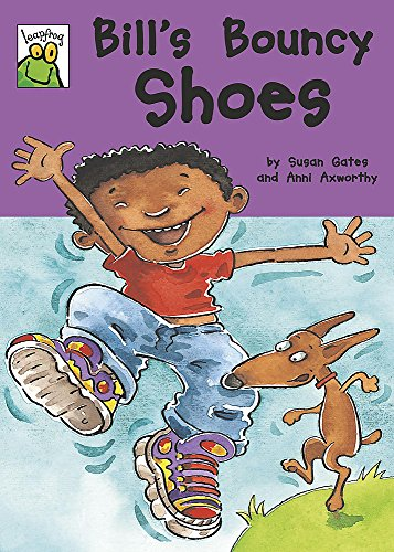 - Bill's Bouncy Shoes (Leapfrog)